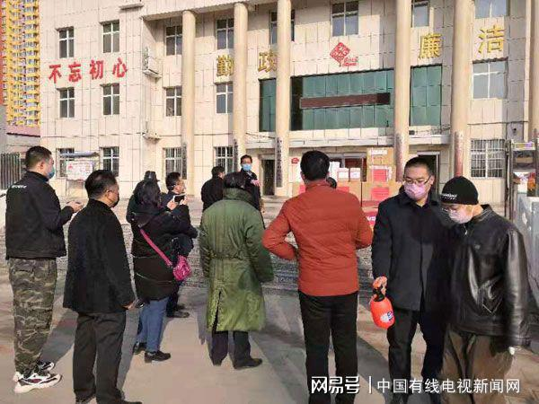 爱心企业向塔元庄村捐赠抗疫情中医药产品