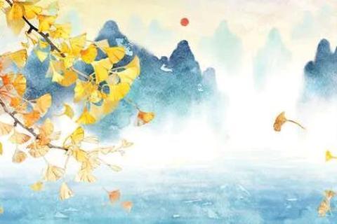 秋风渐渐起,木叶次第黄,乌金石大健康提醒大家科学秋养