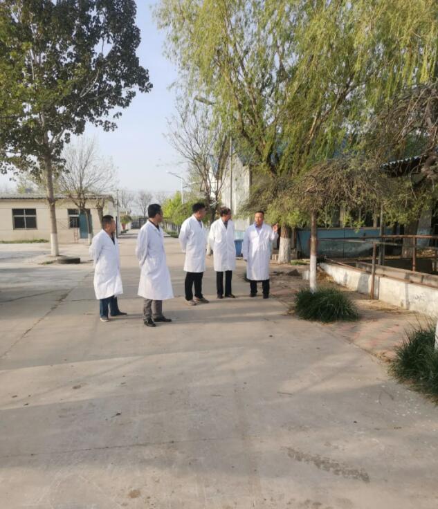 乌金石新闻:公司领导应邀到河北省农业科学院考察合作插图