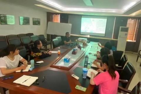 乌金石新闻:公司组织后勤人员进行培训学习活动